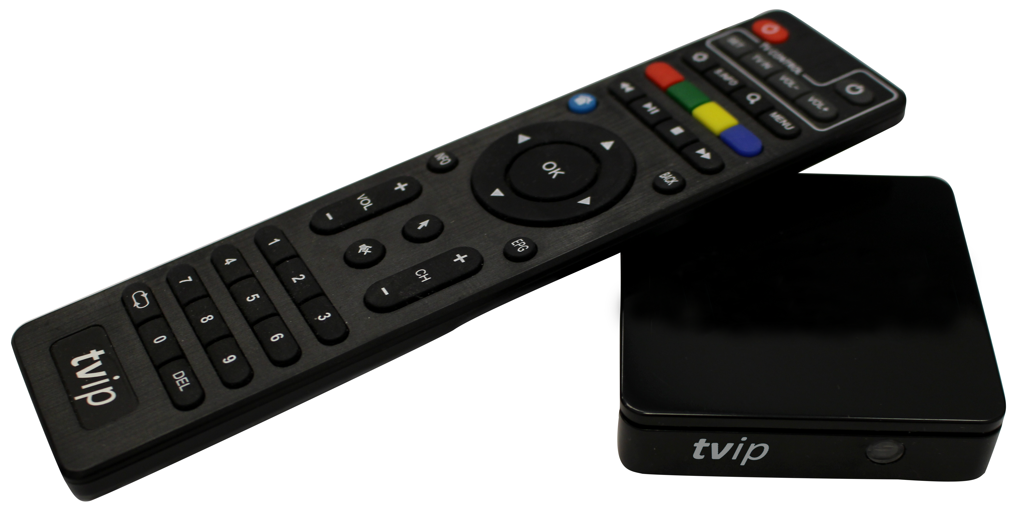 IPTV/OTT Медиацентр TVIP S-Box v.110, Ethernet
